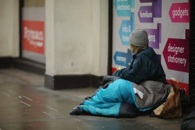Homelessness is a problem and evident in Birmingham