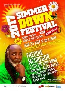 Simmer Down Festival - 23rd July Handsworth Park