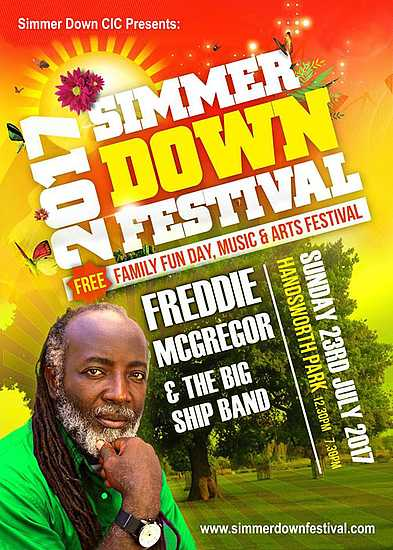 The Simmer Down Festival: Our Work Behind It